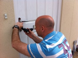 Jez Img │ Locksmith Chippenham │ The Lock Wizard RWB